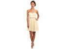 Short Lace Dress w/ Open Back 7435