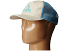 Deconstructed Flying Fish Layback Trucker Hat