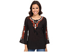 Luciana Embroidered Top