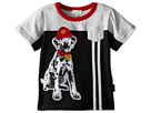 Fire Chief Pieced Shirt with Reflective Tape Sparky The Dalmation (Infant/Toddler)