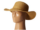 PBL3046 Sunbrim Hat w/ Lurex and Gold Dome Stud Trim