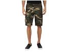 Slambozo Cargo Camo Shorts