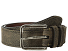 40mm Sanded Harness Leather w/ Old Nickel Buckle