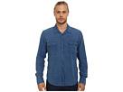 R. Indigo Slub Shirt