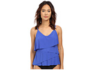 Solid Chloe Soft Cup Tankini Top