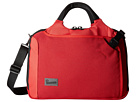 The Dry Red No 7 Laptop Briefcase
