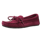 Canoe Moccasin Suede