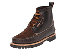 Maine Guide Boots Quebec Eyestay w/ Hair-On Cow
