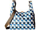 Poppy Cat Print Midi Sling