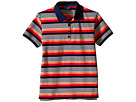 Short Sleeve Polo (Toddler/Little Kids/Big Kids)