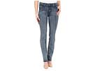Katie Straight Leg Jeans in Newburg Blue