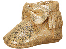 Metallic Bow Moccasin (Infant)