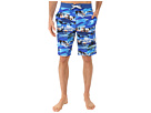 Wave Torrent Boardshorts in Stretch Oxford