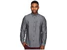 Long Sleeve Herringbone Donegal Woven Shirt