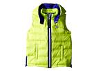 Puffer Vest with Blue Trim (Toddler/Little Kids/Big Kids)