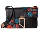 Geo Patch Shoulder Bag