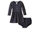 Modal Jersey Button Front Dress (Infant)