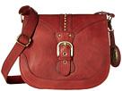 Canolo Saddle Bag