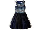 Sleeveless Sequin w/ Full Skirt (Big Kids)