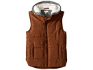 Sweat Hood Canvas Vest (Big Kids)