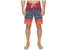 Sinner Point Washed 4-Way Stretch Boardshorts 20""