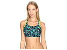 Print Aqua Elite Swim Top
