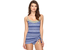 Road to Morocco Skirted Over the Shoulder Mio One-Piece