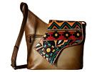 257 Small Asymmetric Flap Bag