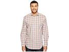 Long Sleeve Plaid Sport Shirt