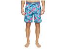 Ocean Floral Boardshorts