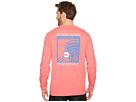 Long Sleeve Lacrosse Box Pocket T-Shirt