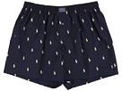 All Over Pony Player Woven Boxer