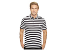 Short Sleeve Softex Stripe Polo