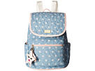 Grad Star Print Backpack