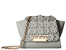 Eartha Iconic Chain Crossbody w/ Floral Applique