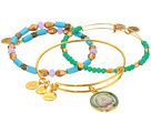 Marina Sand Dollar Bracelet Set of 3